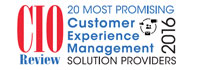 Top 20 Customer Experience Management Solution Providers 2016