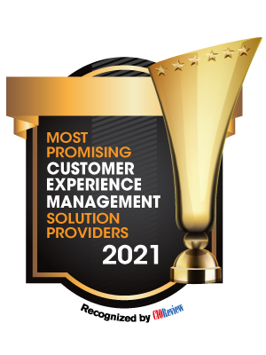 Top 10 Customer Experience Management Solution Companies - 2021
