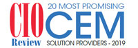 Top 20 CEM Solution Companies - 2019