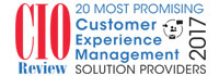 20 Most Promising CEM Solution Providers 2017